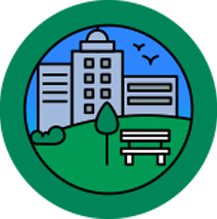 Green City Icon