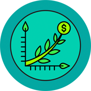 Green Finance Icon