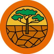 Land restoration icon